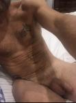 torso and cock