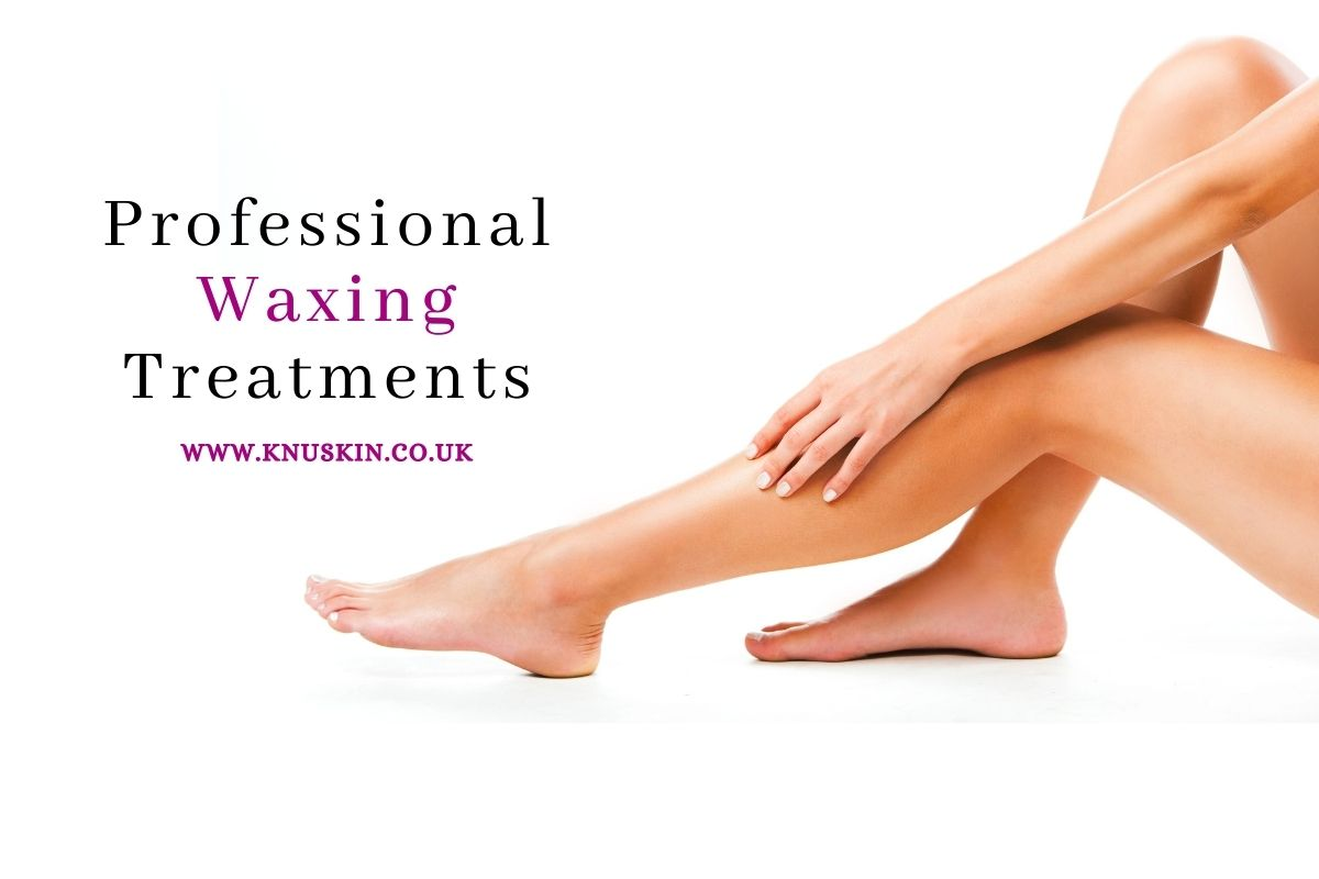 Professional waxing treatments