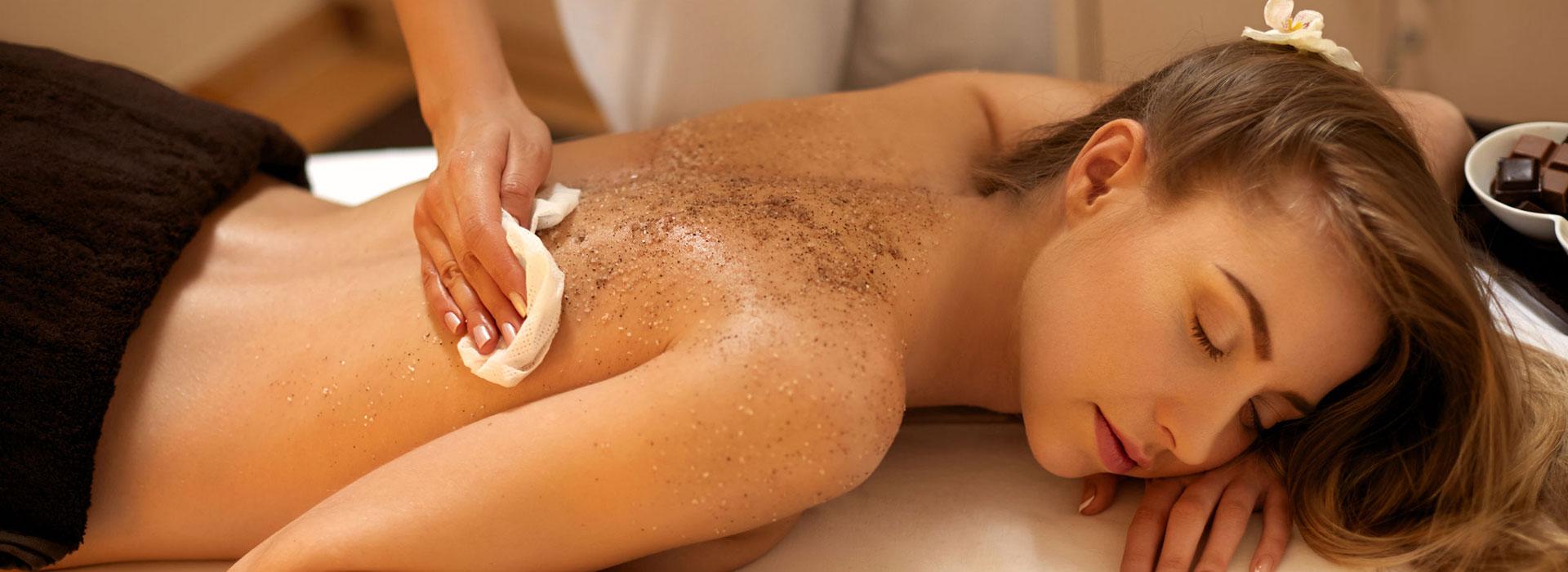 Skincare and masssage
