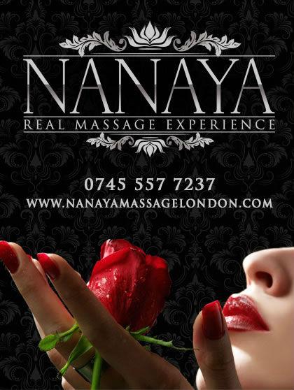 nanaya outcall massage london