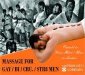 massage london hotel home male masseur masseuse full body