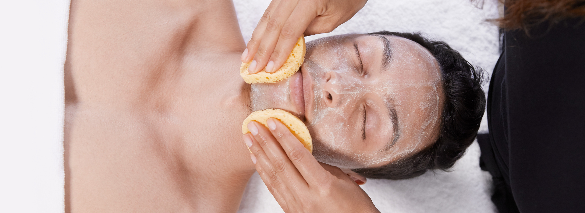Spa services for man in kent