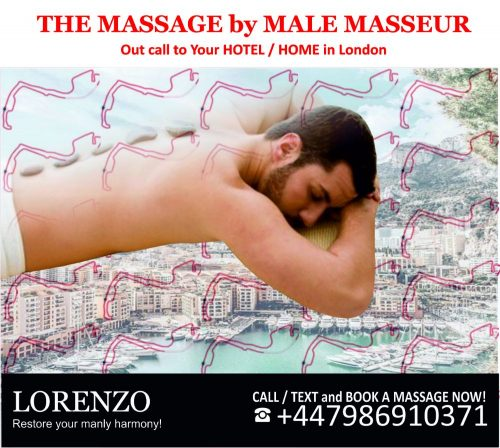 19 massage by  male masseur for men in london, gay friendly massage, monaco massage, monaco grand prix, , massage at home hotel, massage near me, male massage therapist, thai massage, home service m